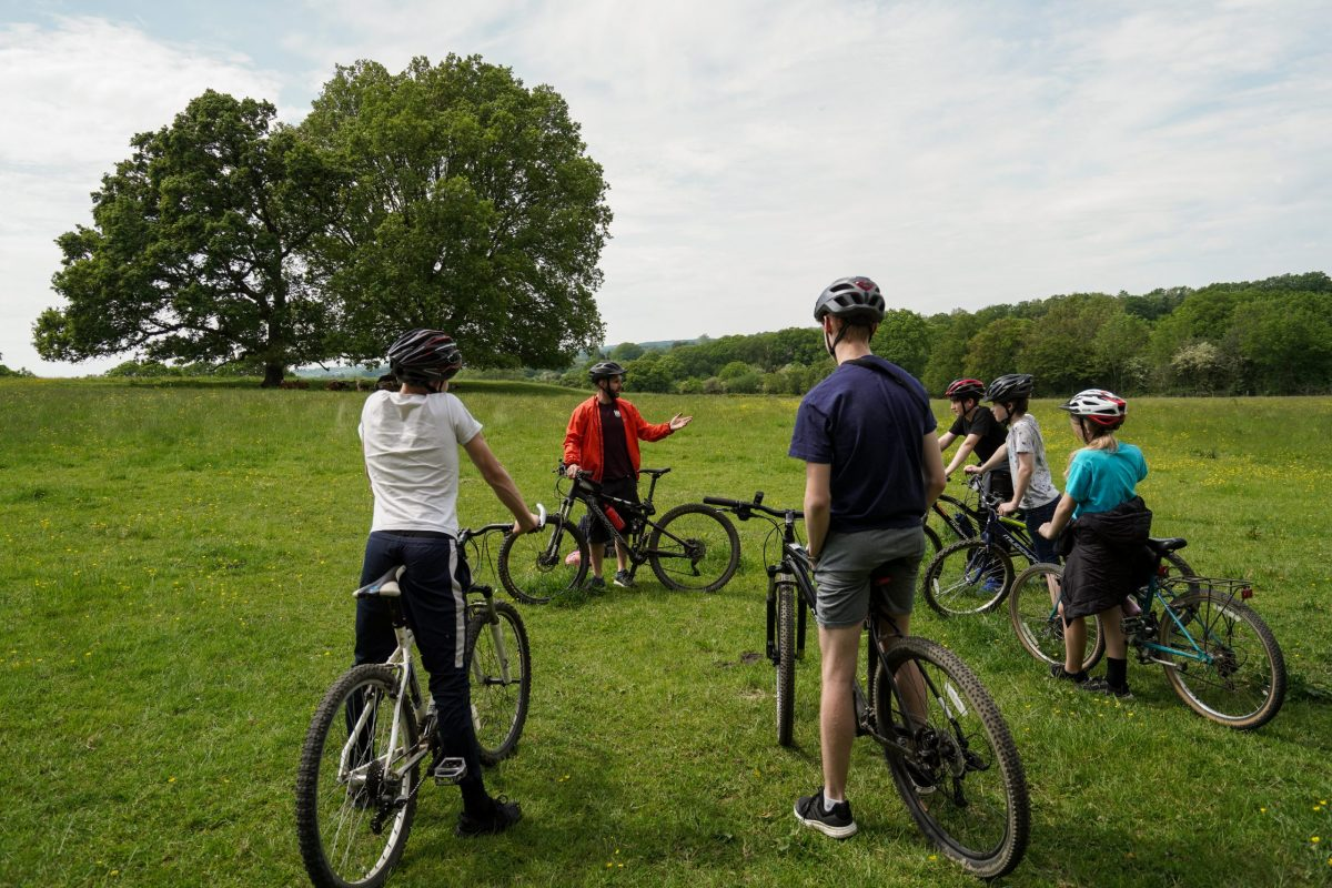 Learn to cycle Tenterden