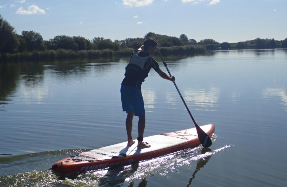 watersports in kent
